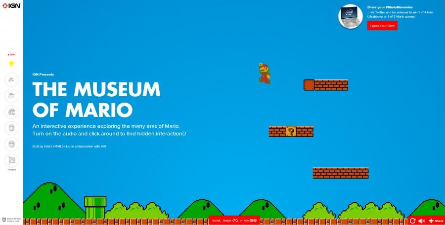 The Museum of Mario