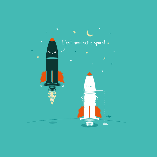 Space! by NaBHaN