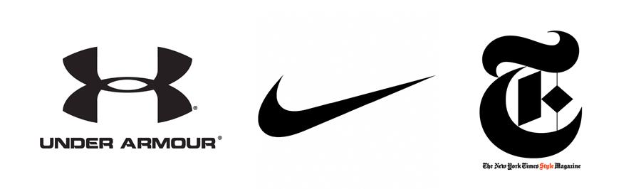 Logo Design with Color Psychology - BLACK