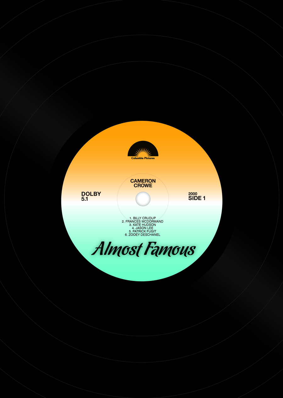 Almost Famous - Sabrina Jackson