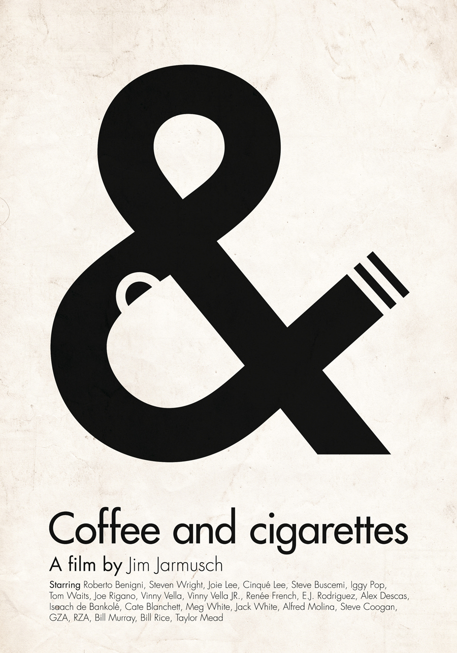 Coffee and Cigarettes - Viktor Hertz