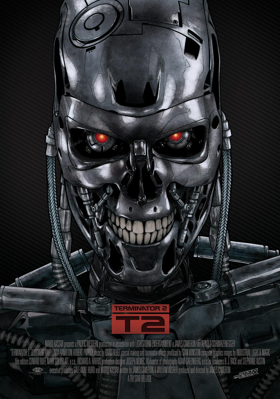 Terminator 2 - Dani Blazquez