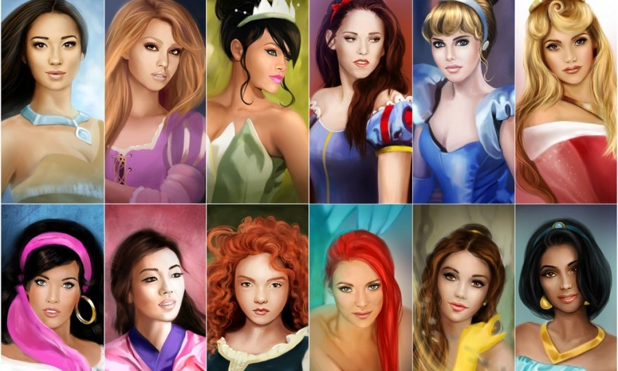 The Never Ending Fan Art Tributes To Disney Princesses