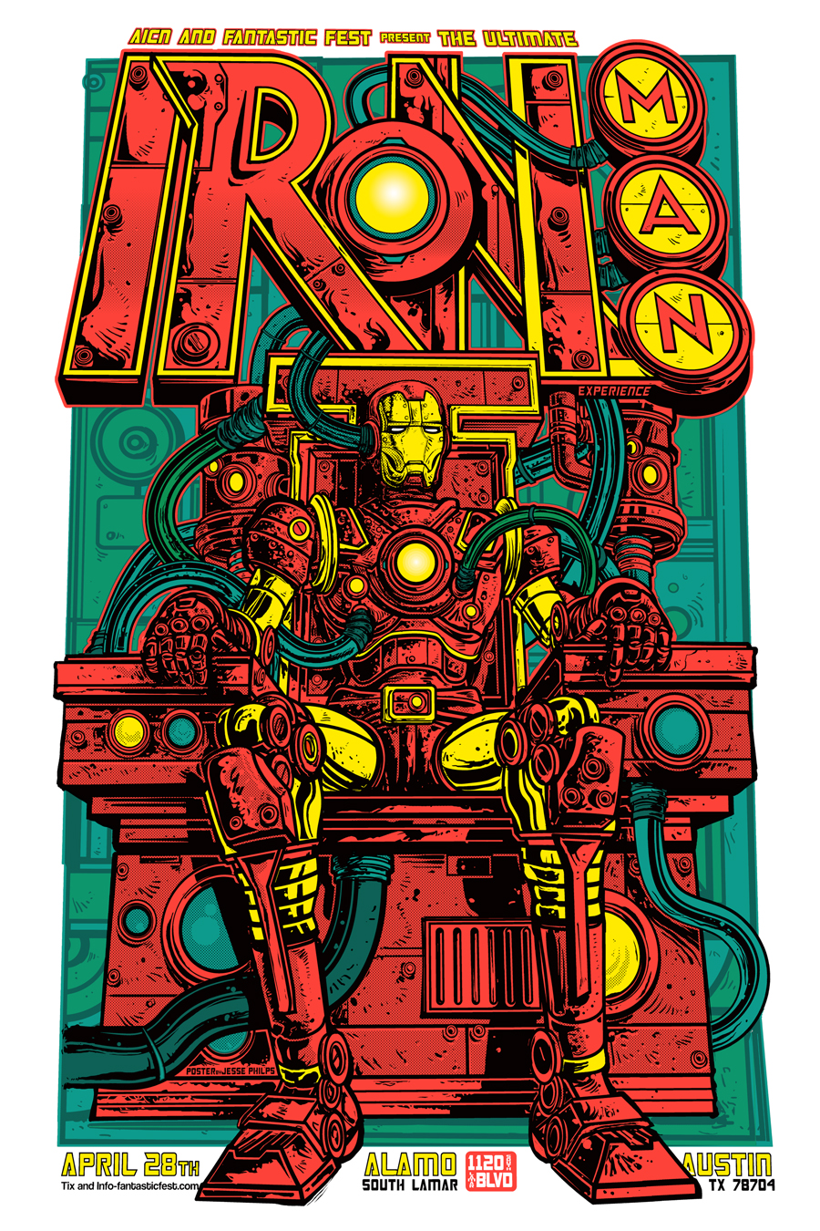Ironman - Jesse Philips