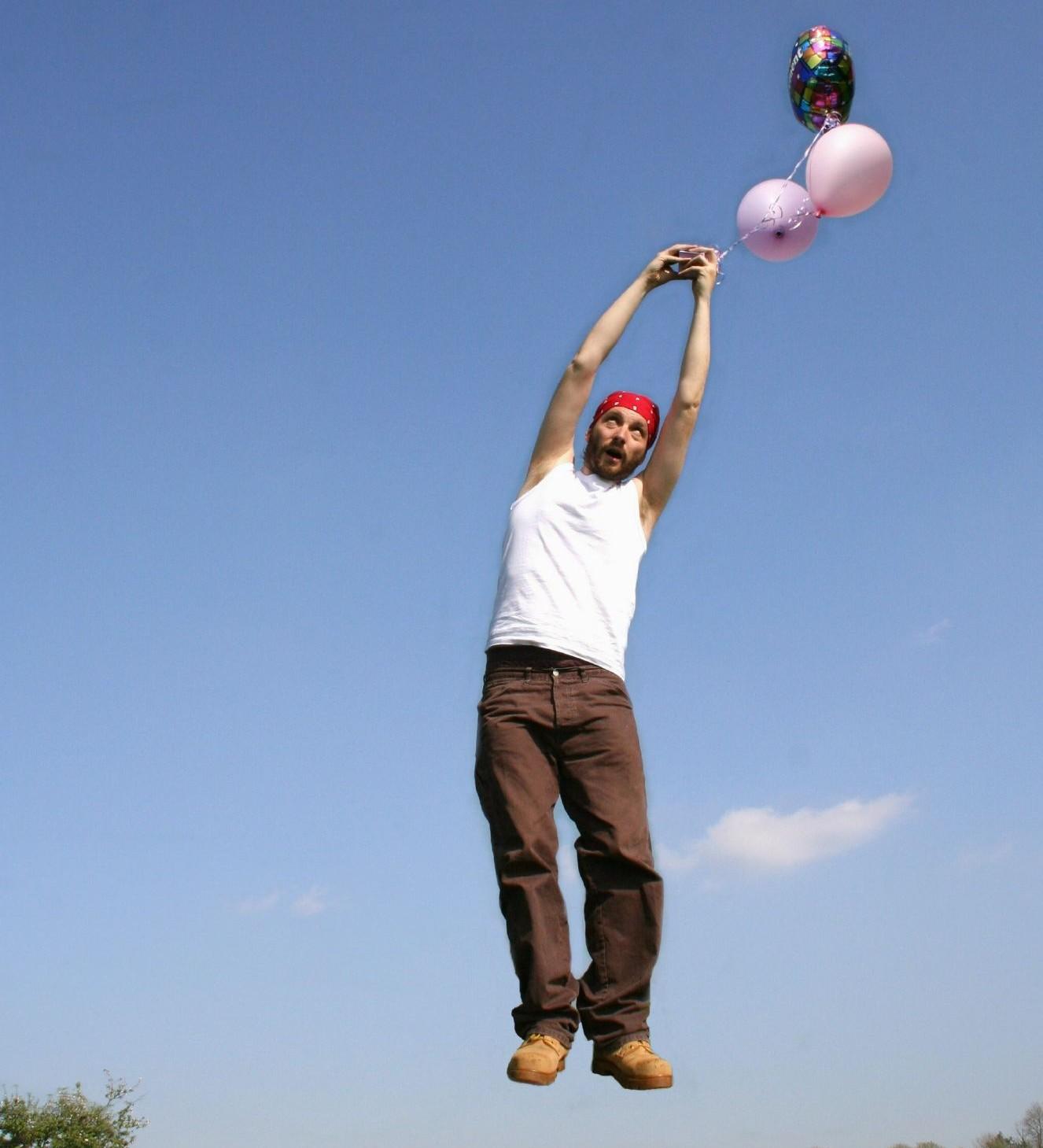 Balloons: practicalowl via photopin cc