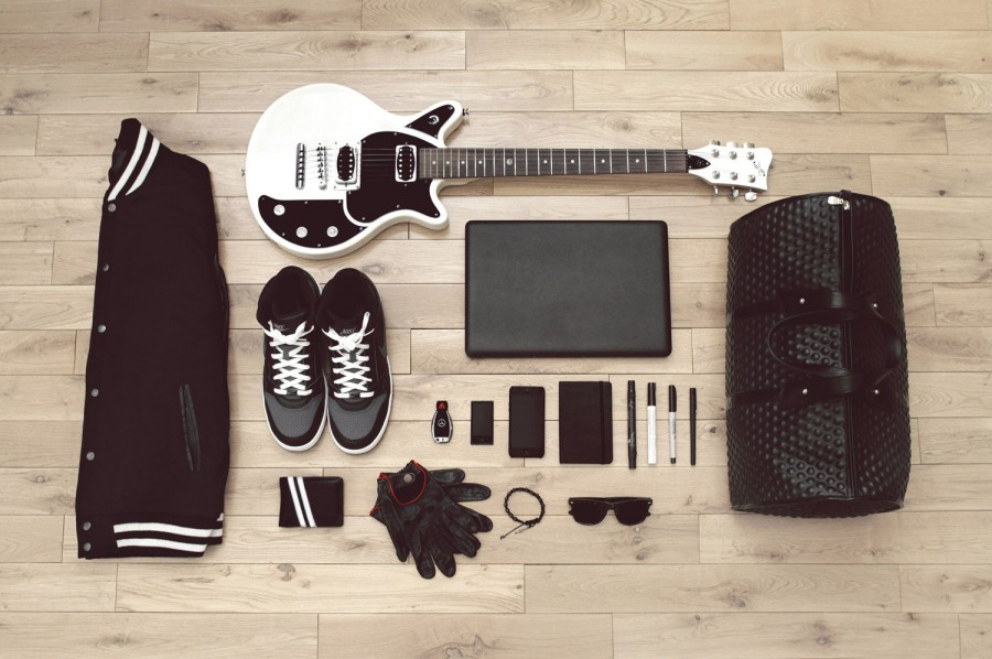 ESSENTIALS - Joe Perez