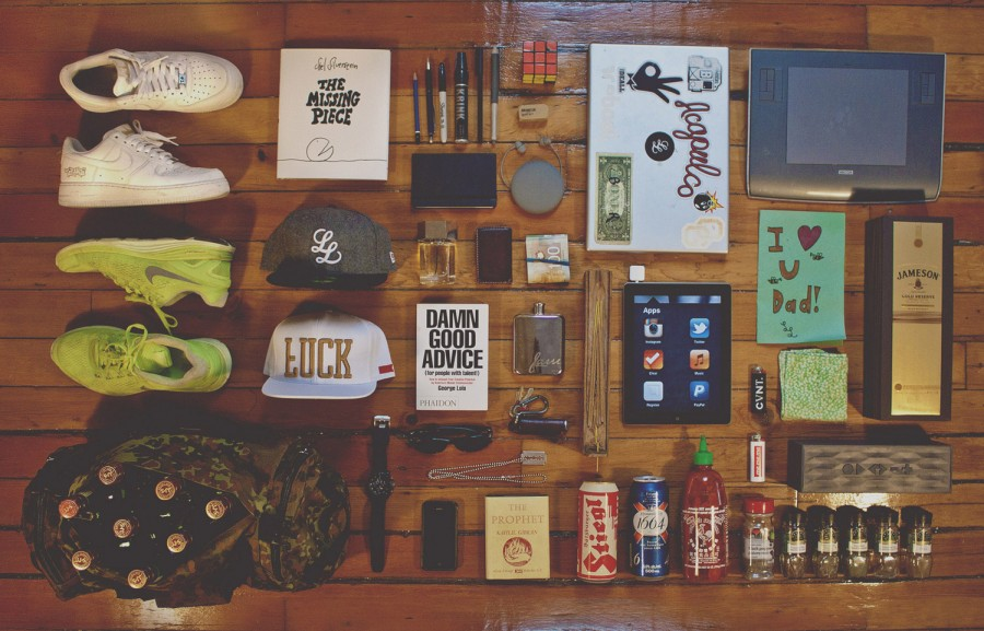 ESSENTIALS - Bryan Espiritu
