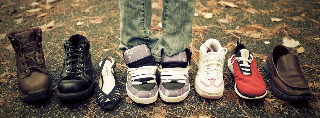 Shoes: Raymond Larose via photopin cc