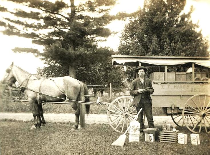 Horse salesman: Wystan via photopin cc