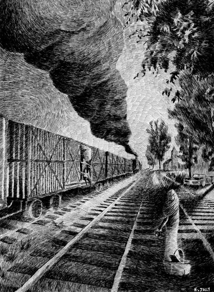 Illustration by Nicolas Jolly