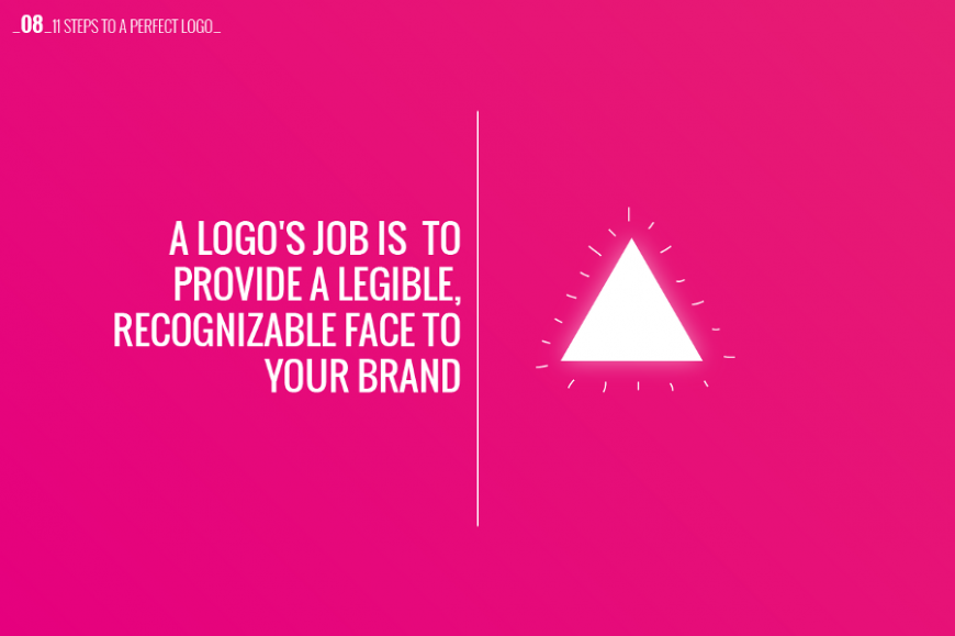 11 Steps To Perfect Logo