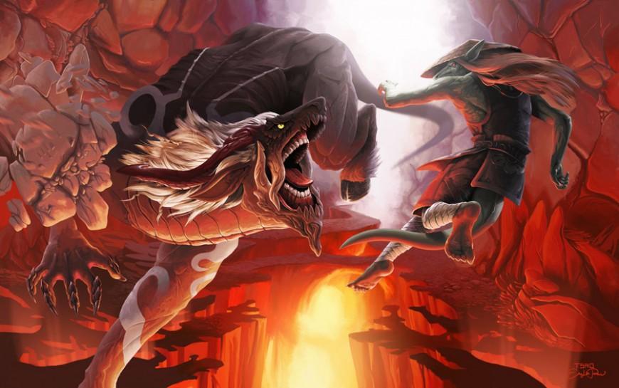 The Duel by TsaoShin