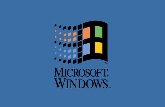 Windows Original Logo