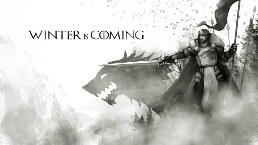 Robb Stark - Digital Illustration by Darren Geers