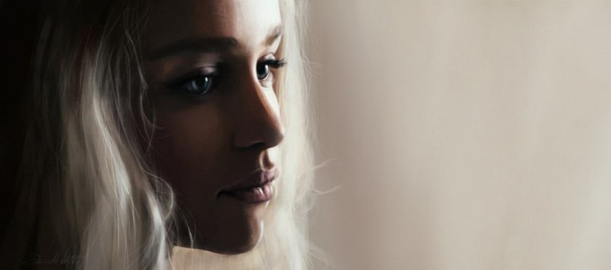 Digital Art by Ania Mitura