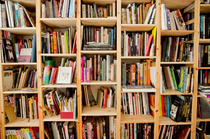 our books about art