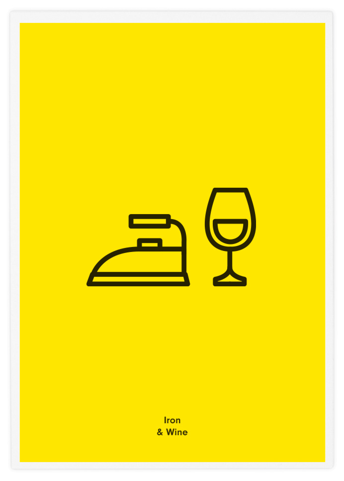Poster-Design-Pictogram-Iron-&-Wine