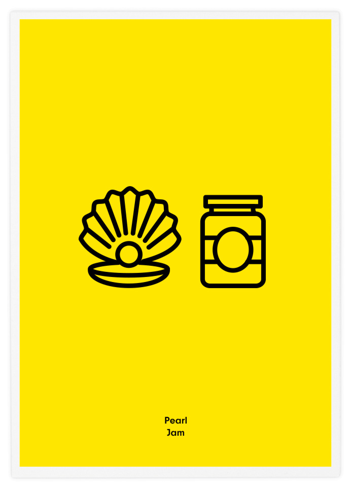 Poster-Design-Pictogram-Pearl-Jam