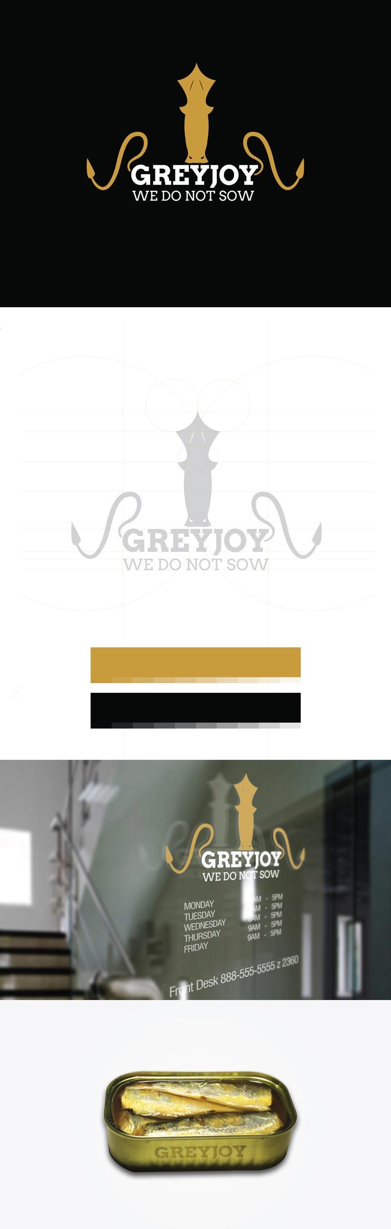 Greyjoy Canned Fish