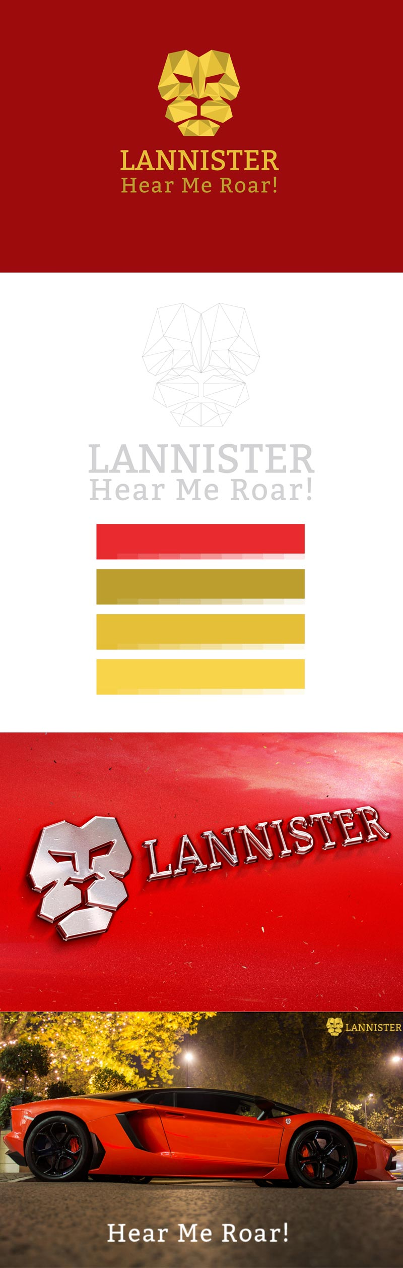 Lannister Luxury Sports Cars