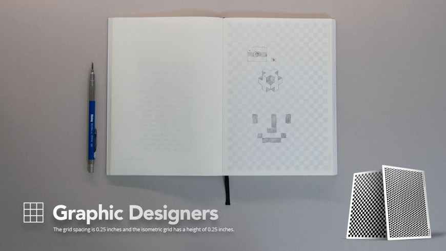 SketchyNotebook - Graphic Design