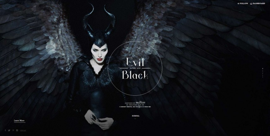 Evil is the New Black