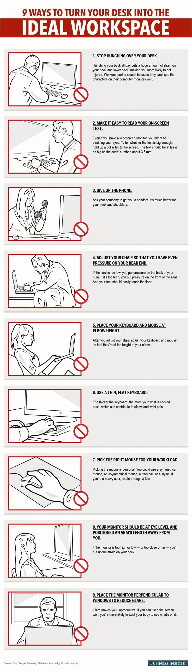 1397589579-9-ways-turn-desk-ideal-workspace-infographic
