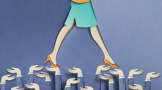Pseudo Papercut Illustrations of Eiko Ojala