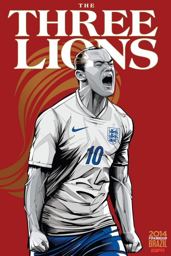 FIFA-World-Cup-England-Poster