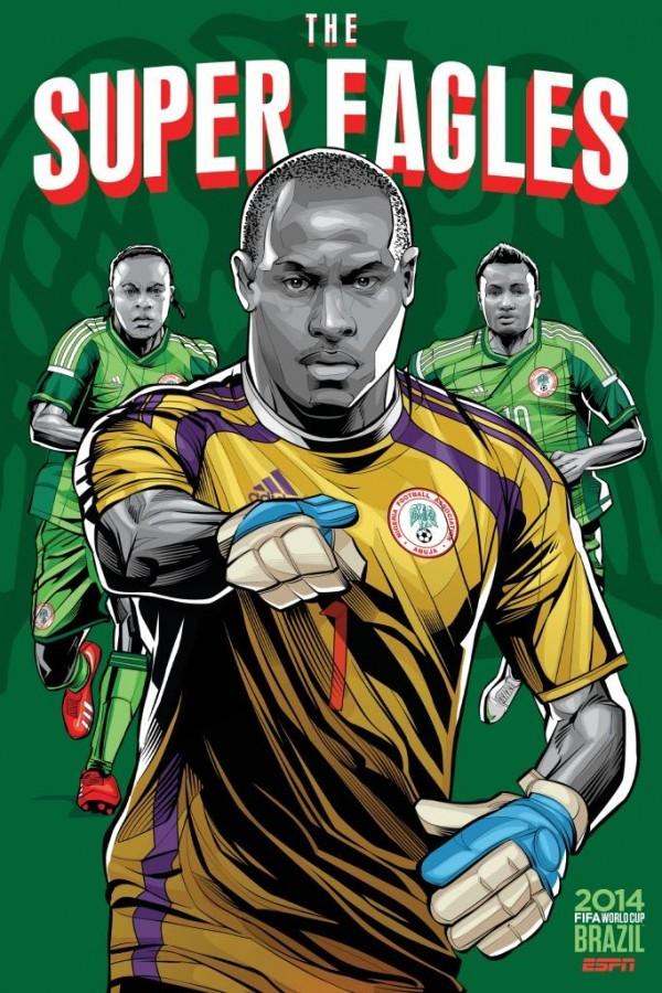 FIFA-World-Cup-Nigeria-Poster