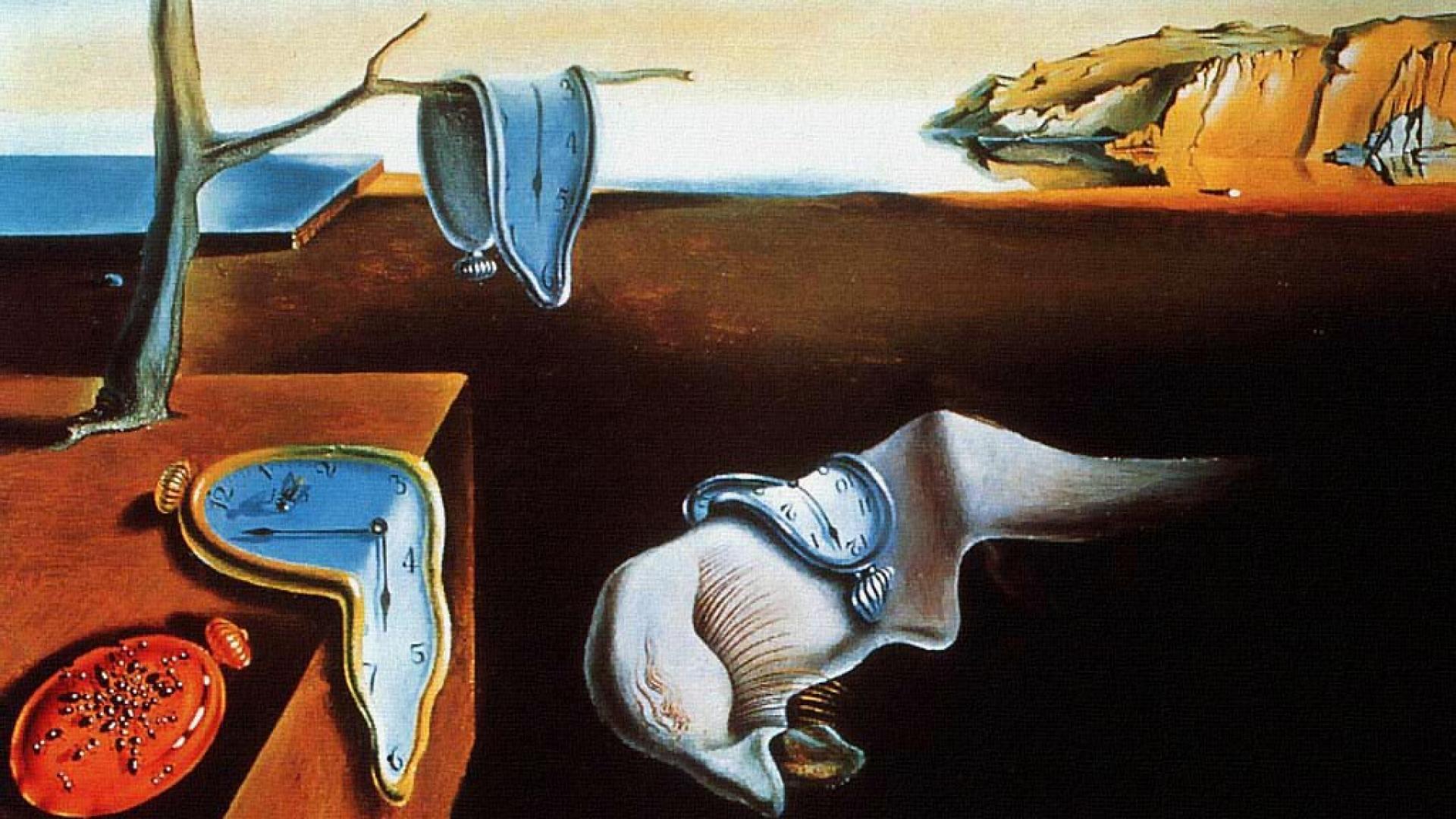 La persistència de la memòria - Salvador Dali, 1931