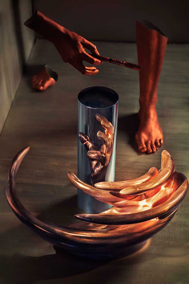 Anamorphic Sculptures by Jonty Hurwitz (8)