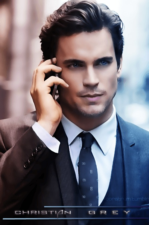 Fictional entrepreneurs - Christian Grey