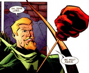 Fictional entrepreneurs - Green Arrow