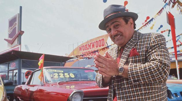 Fictional entrepreneurs - Harry Wormwood