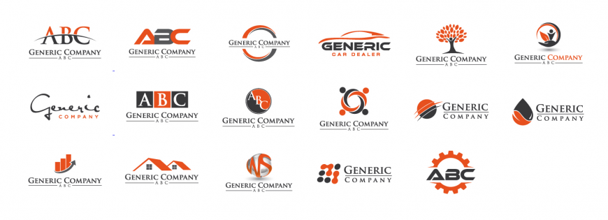 Your Guide to the Generic Logo