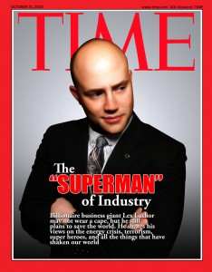 Fictional entrepreneurs - Lex Luthor