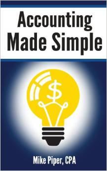Accounting Made Simple - 20 Thought-provoking Books Every Entrepreneur Should Read