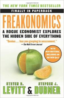 Freakonomics - 20 Thought-provoking Books Every Entrepreneur Should Read