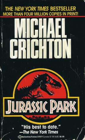 Jurassic Park - 20 Thought-provoking Books Every Entrepreneur Should Read