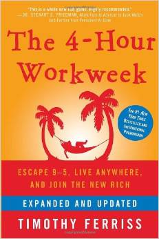 The 4-Hour Workweek - 20 Thought-provoking Books Every Entrepreneur Should Read