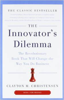The Innovator's Dilemma - 20 Thought-provoking Books Every Entrepreneur Should Read