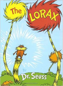 The Lorax - 20 Thought-provoking Books Every Entrepreneur Should Read