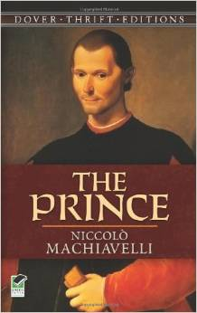 The Prince - 20 Thought-provoking Books Every Entrepreneur Should Read