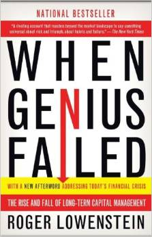 When Genius Failed - 20 Thought-provoking Books Every Entrepreneur Should Read