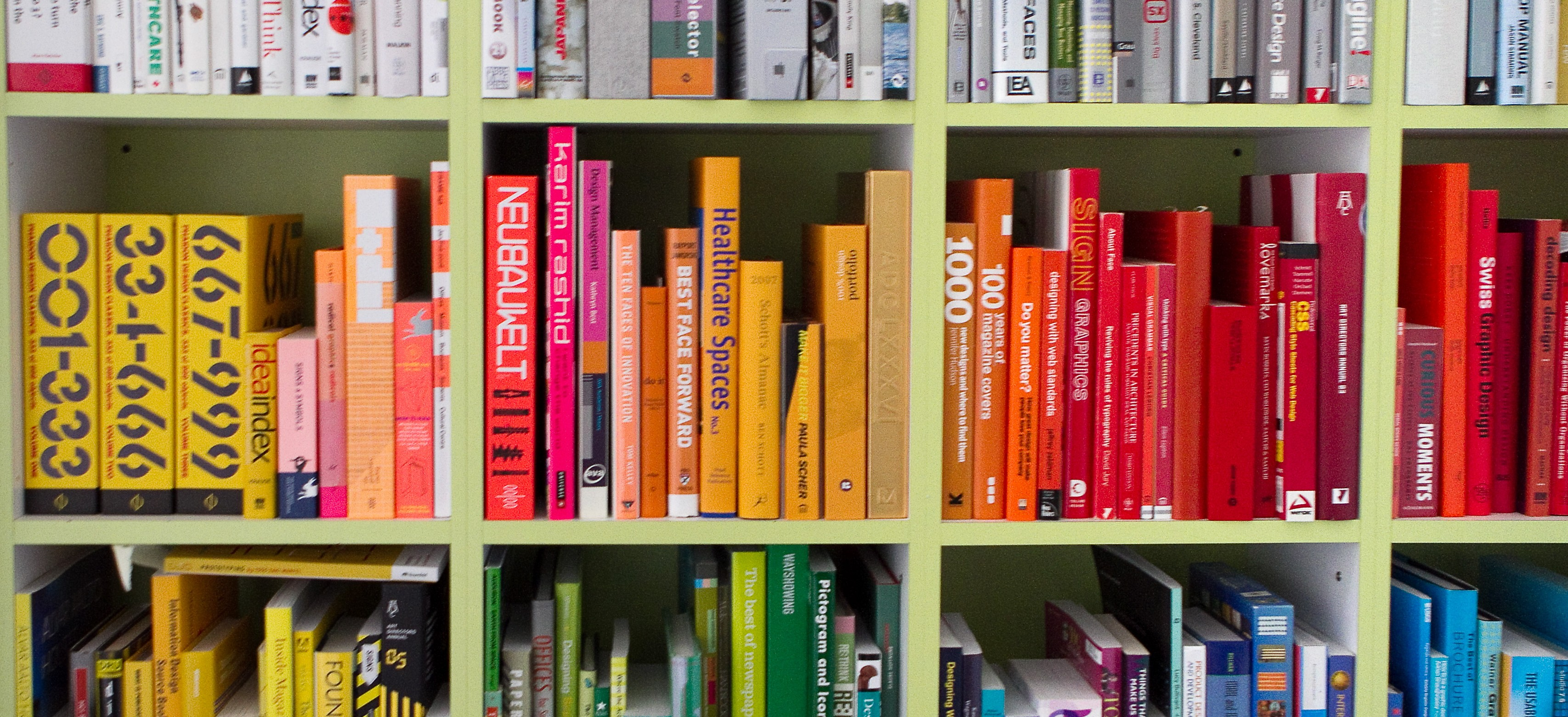 Library of an Interaction Designer (Juhan Sonin) / 20100423.7D.0