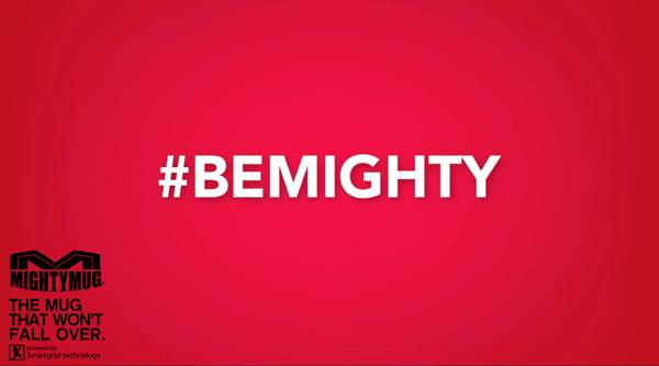 Mighty Mug Video Shoot #Be Mighty_edited