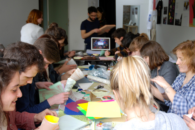 studio fludd - gelatology workshop
