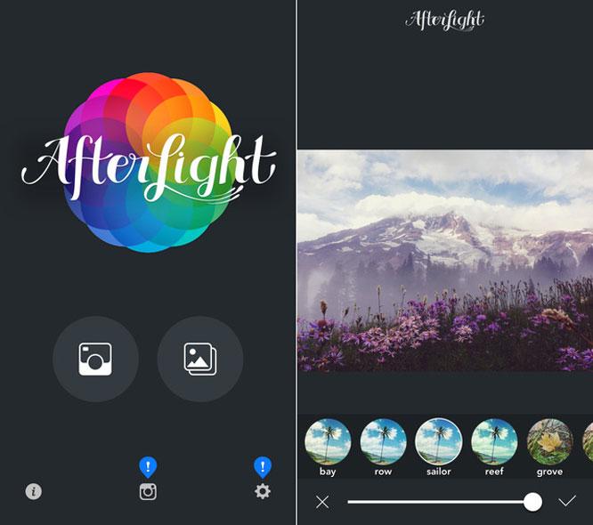 Afterlight-App