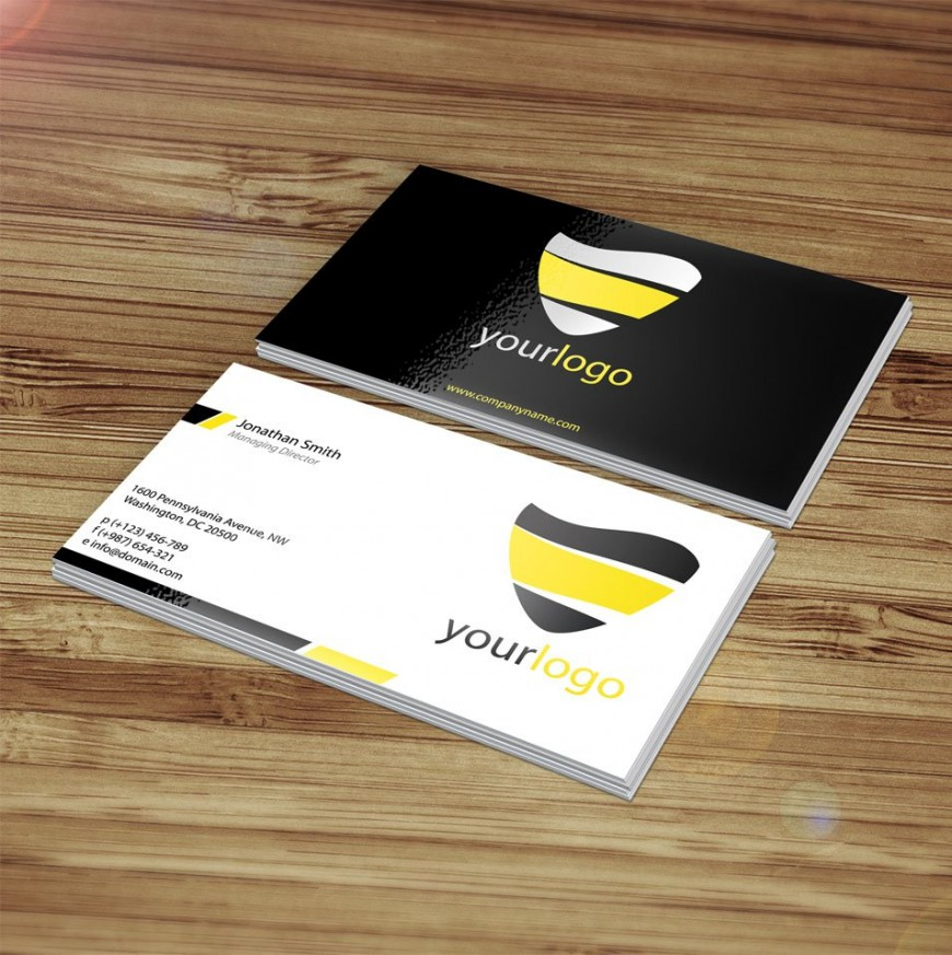 Business Card Mockup Mockup1